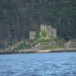 Loch Moidart, Castle Tioram