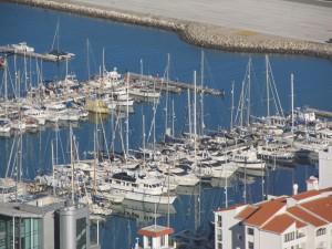 018 Znajdź Melinę u stóp Gibraltaru