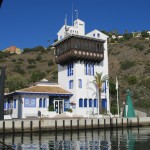 034 Wieża kontroli  ruchu Mariny del Este