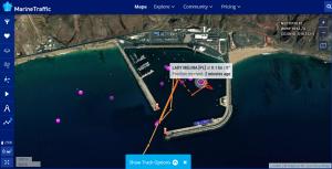 LM w Marinie Porto Santo1